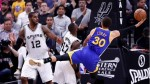 Golden State Warriors barrió a los Spurs y jugará las Finales de la NBA - Noticias de golden state warriors