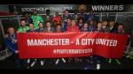 Manchester United obtuvo la Europa League y recibió gran mensaje del City - Noticias de zlatan ibrahimovic