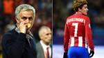 ¿Manchester United fichará a Griezmann? Esto respondió José Mourinho - Noticias de antoine griezmann