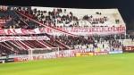 'Brujita' Verón: emotiva banderola que despidió al jugador de Estudiantes - Noticias de copa de plata 2014