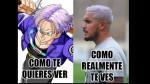 Universitario: los graciosos memes que generó el nuevo look de Juan Vargas - Noticias de loco vargas