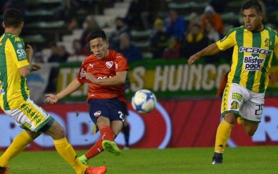 Independiente empató sin goles con Aldosivi previo a duelo con Alianza