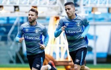 Beto da Silva fue convocado para el partido del Gremio ante Sport Recife