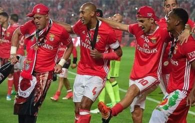 André Carrillo se consagró campeón de la Copa de Portugal con Benfica