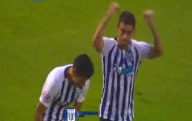 Alianza Lima: Aguiar puso el 2-0 en Matute ante Real Garcilaso