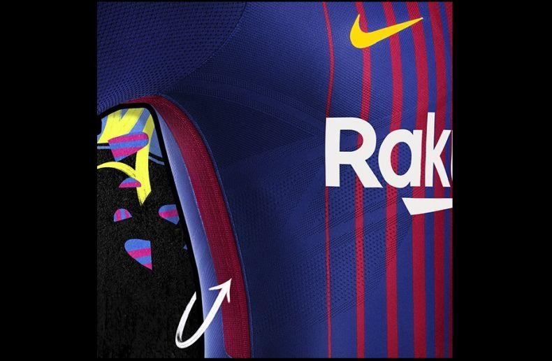 Se ha presentado la nueva camista del Barça