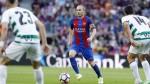 """Iniesta: """"Hay posibilidades de que no me retire en el Barcelona"""" - Noticias de no va a salir"""