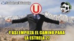Universitario protagonizó memes tras vencer 2-1 a Unión Comercio - Noticias de jean pierre fuentes