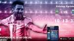 Lionel Messi estrenó página web y aplicación móvil - Noticias de
