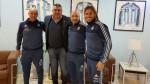 Jorge Sampaoli fue presentado como técnico de la selección argentina - Noticias de paraguay en chile 2015