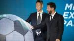 Messi: construirán un parque temático inspirado en el argentino en China - Noticias de parque tematico