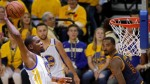 NBA: Durant se exhibe ante James y da primer triunfo a Warriors por 113-90 - Noticias de golden state warriors
