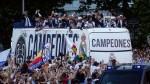 EN VIVO: Real Madrid festeja la 'Duodécima' en el Santiago Bernabéu - Noticias de santiago bernabeu