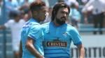 Sporting Cristal: Del Solar se pronunció sobre la pelea entre Cazulo y Sandoval - Noticias de jorge cazulo