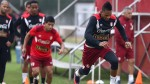 Paolo Guerrero se unió a la Selección y Gareca trabajó con el equipo completo - Noticias de paolo hurtado