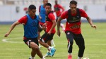 Selección entrenó en el estadio Nacional y este sería el once ante Paraguay - Noticias de miguel carrillo