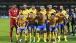 Jugadores de Tigres involucrados en una fiesta previo a la final ante Chivas - Noticias de luis advincula