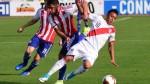 Selección peruana: amistoso con Paraguay dejó 4 jugadores sentidos - Noticias de andre carrillo