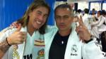 """Mourinho: """"Cuando llegué al Madrid, Ramos ni había jugado cuartos de Champions"""" - Noticias de sergio ramos"""