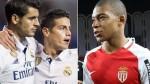 Real Madrid vendería a Morata y James Rodríguez para fichar a Mbappé - Noticias de alvaro morata
