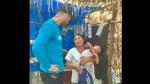 Sergio Ramos y su visita al Perú en imágenes - Noticias de sergio ramos