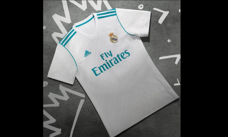 La nueva piel del Real Madrid