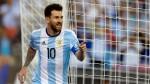 """Lionel Messi a un año de Rusia 2018: """"¡A seguir luchando por el sueño!"""" - Noticias de jorge sampaoli"""