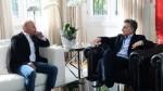 Sampaoli se reunió con Mauricio Macri en la residencia presidencial - Noticias de jorge macri