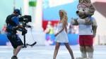 Copa Confederaciones: Victoria Lopyreva, la musa del torneo en Rusia - Noticias de sergio ramos
