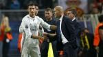 Cristiano Ronaldo: Zidane lo llamó para pedirle que no deje Real Madrid - Noticias de real madrid sergio ramos