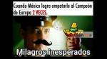 Portugal vs. México: estos memes dejó su empate en Copa Confederaciones - Noticias de fernando moreno