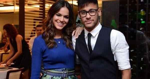 Neymar se separó de Bruna Marquezine por tercera vez