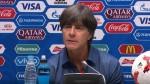 """Löw previo al choque con Chile: """"Sería absurdo hacer 7 u 8 cambios"""" - Noticias de bernd leno"""