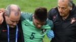 Raphael Guerreiro, baja en Portugal, jugaba hace meses con una fractura - Noticias de leila guerreiro