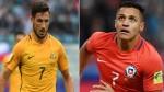 Australia vs. Chile: día, hora y canal del partido por Confederaciones - Noticias de jean louis nguyen