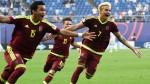 """Maduro llamó """"malagradecidos"""" a los subcampeones del Mundial Sub 20 - Noticias de juan arango"""