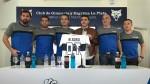Mariano Soso fue presentado como técnico de Gimnasia y Esgrima La Plata - Noticias de diego carranza