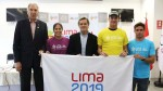"""Perú presentó nuevo grupo de """"embajadores"""" de Panamericanos Lima 2019 - Noticias de alexandra grande"""
