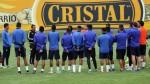Pablo Zegarra: así fue su primer día al mando de Sporting Cristal - Noticias de eduardo noriega