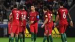 Cristiano Ronaldo, el rostro de la derrota de Portugal ante Chile - Noticias de juan pizzi