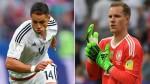 México vs. Alemania: día, hora y canal de la semifinal por Confederaciones - Noticias de azucar moreno toni salazar