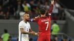 """Vidal desmintió polémica con Cristiano: """"Tuvo un bonito gesto con mi hijo"""" - Noticias de arturo madrid"""