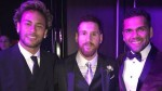Neymar y Dani Alves impactaron con este look en la boda de Lionel Messi - Noticias de neymar peinado