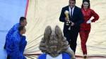 Copa Confederaciones: así fue el show de clausura con Ronaldo como invitado - Noticias de ronaldo nazario