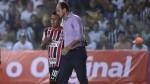 Christian Cueva se quedó sin DT: Rogério Ceni fue cesado de Sao Paulo - Noticias de miguel campos