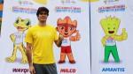 Lima 2019: Embajadores deportivos invitan a votar por la mascota - Noticias de alexandra grande