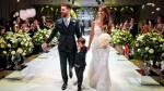 Messi donó bebidas y 'snacks' que sobraron de su boda a entidades benéficas - Noticias de leo messi