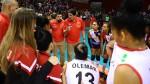 Así fue el festejo de Perú tras debut con victoria en el Grand Prix - Noticias de mirian lau choleon