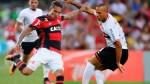 Flamengo demostró que Paolo Guerrero es mejor delantero que Luis Fabiano - Noticias de luis fabiano