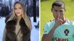 """Cristiano Ronaldo: bella rusa reveló que tuvo una """"cita secreta"""" con él - Noticias de historias secretas"""